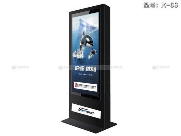 滚动广告灯箱 X-06
