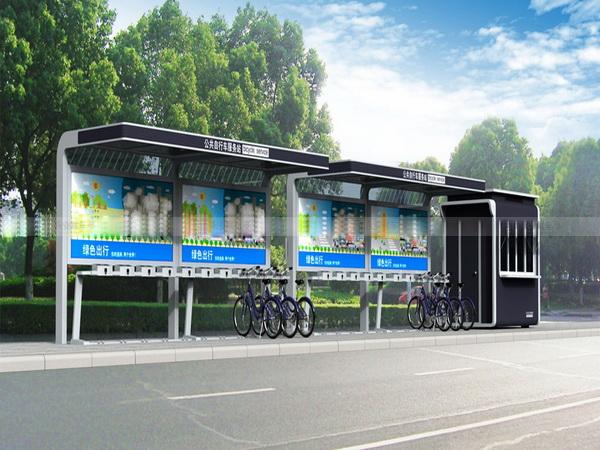 公共自行车棚 M-20