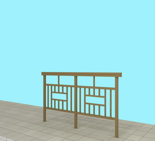 护栏、围栏 K-04