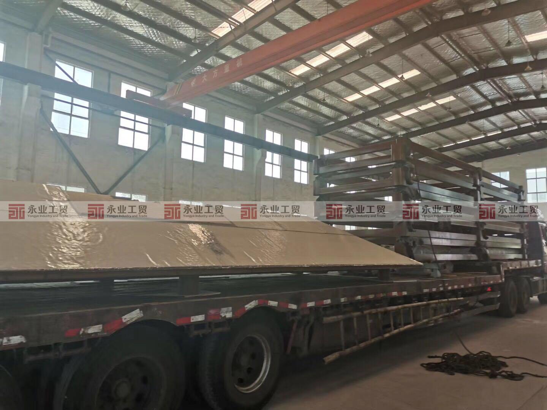 仙居县农村公路港湾式停靠站建设第六批次发货