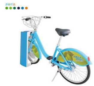 A型公共自行车锁车器